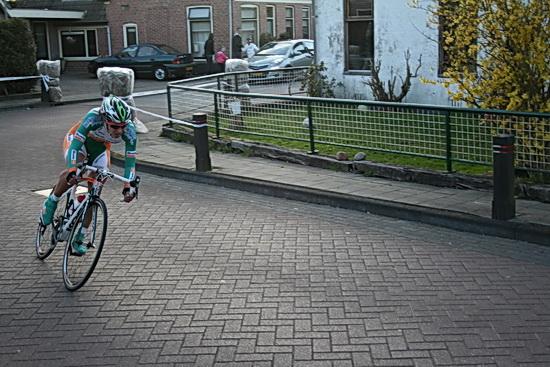 De editie van 2012 werd een prooi van de ontketende Janneke Ensing, langdurig solerend!