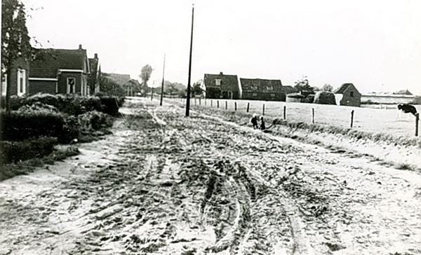 LM Reconstructie  Hamsterpad, plm.1962 verkl
