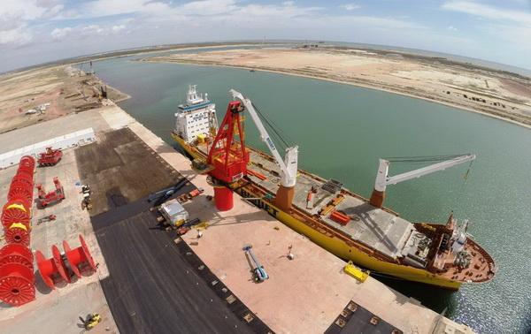 TiHe Acu Port drone verkl
