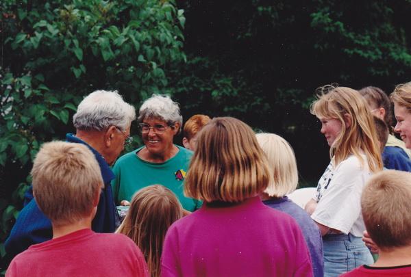Dirk en Hans 1993 + kinderen