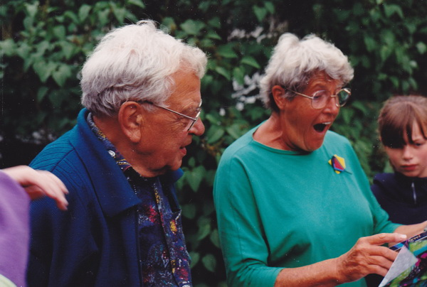 Dirk en Hans 1993
